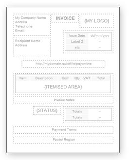 Invoice Designer